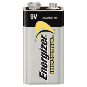 9V Industrial Batteries Pack of 12