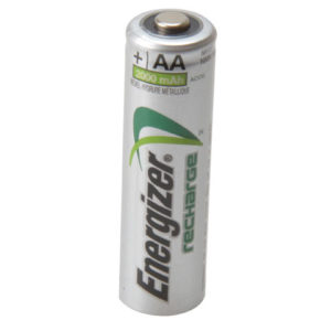 AA Rechargeable Power Plus Batteries 2000mAh Pack of 4