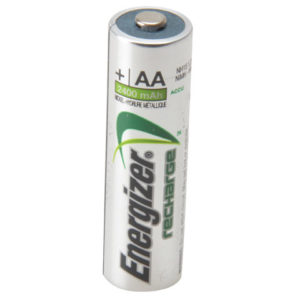 AA Rechargeable Extreme Batteries 2300mAh Pack of 4