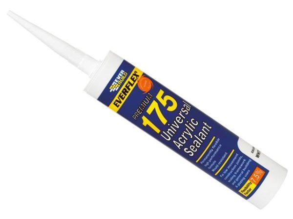 EVERFLEX 175 Universal Acrylic Sealant White 300ml