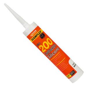 Contractors Silicone Sealant 295ml White 200