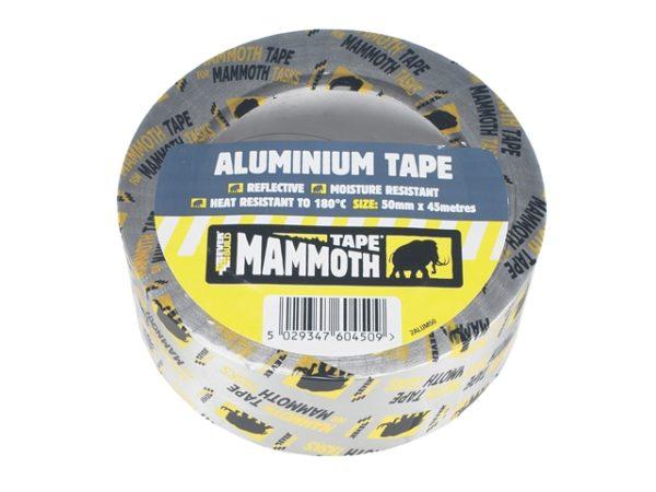 Aluminium Tape 100mm x 45m