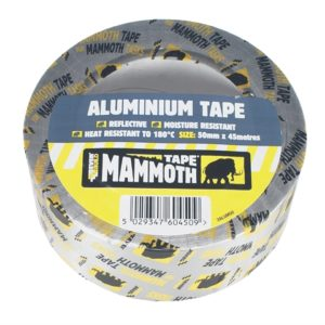 Aluminium Tape 50mm x 45m