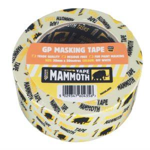 Retail Masking Tape 25mm x 50m