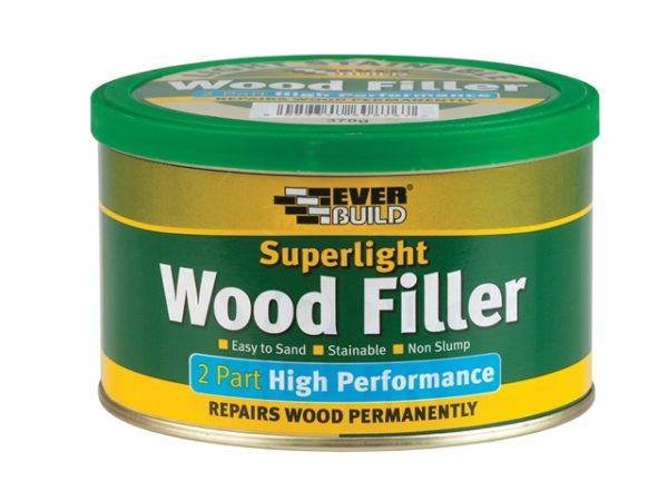 Superlight 2 Part High Performance Wood Filler 370g