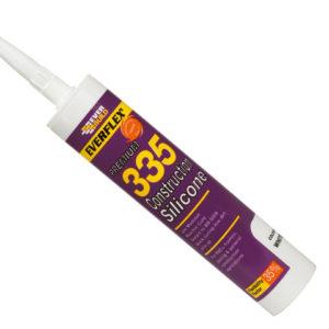 EVERFLEX 335 Construction Silicone Grey 295ml