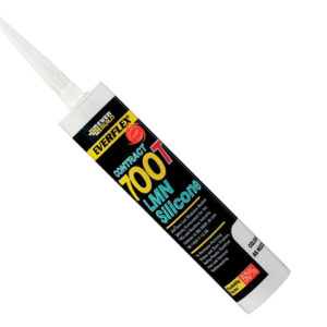 PVCu & Roofing Silicone Sealant C3 White 700T