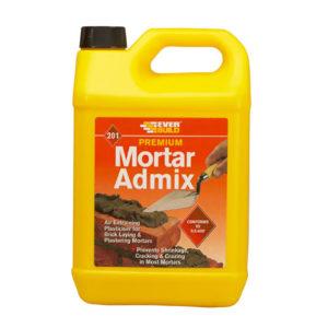 Mortar Admix 5 litre
