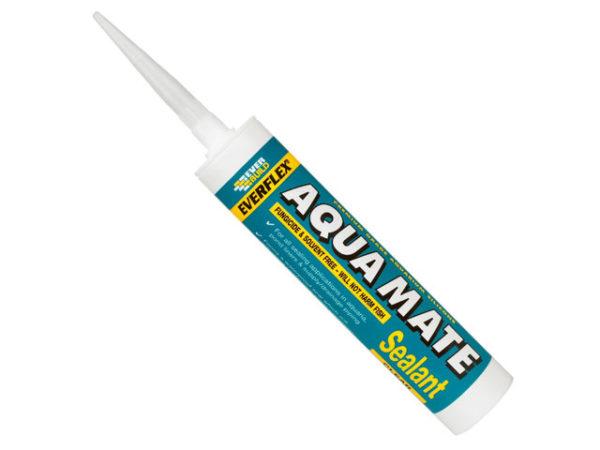 Aqua Mate Silicone Transparent 295ml