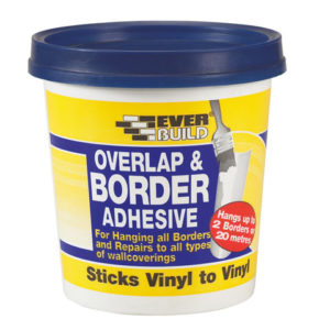 Overlap & Border Adhesive 500g