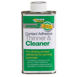 STICK2® Adhesive Thinner & Cleaner 250ml