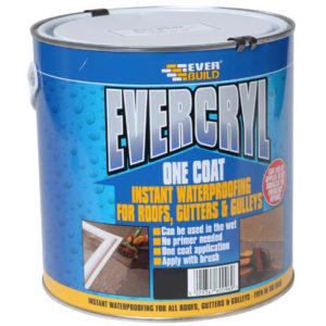 EVERCRYL® One Coat Compound Black 2.5kg