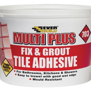 703 Fix & Grout Tile Adhesive 1.5kg