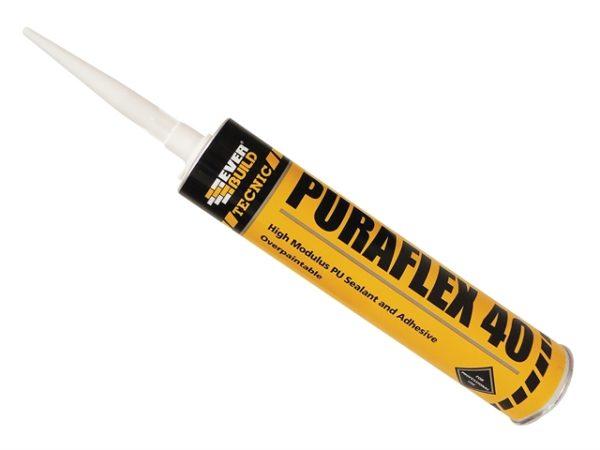 Industrial Polyurethane 40 Sealant Black C3