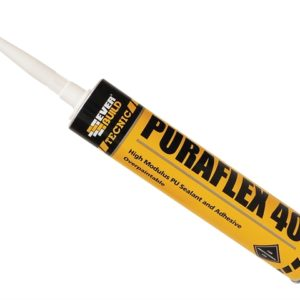 Industrial Polyurethane 40 Sealant White C3