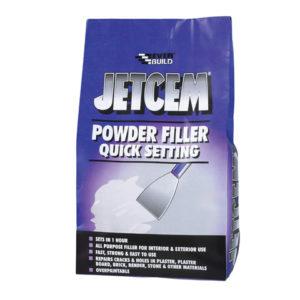 Jetcem Quick Setting Powder Filler (Single 3kg Pack)