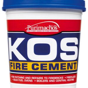 KOS Fire Cement Black 500g
