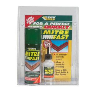 Mitre Fast Bonding Kit Large
