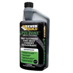 Opti-Mix Cement Colourant Black 1 litre
