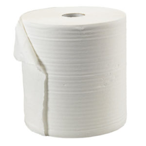 Paper Glass Wipe Roll 150m