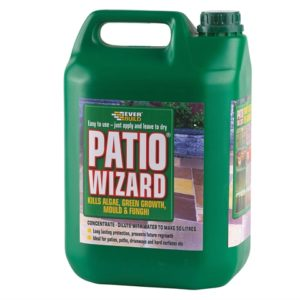 Patio Wizard Concentrate 5 litre
