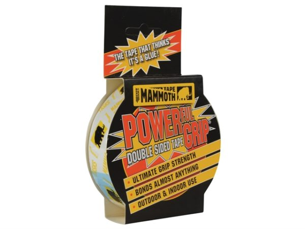 Powerfulgrip Double Sided Tape 12mm x 2.5m