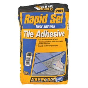 Rapid Set Tile Mortar 20kg