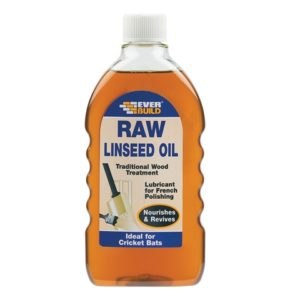 Raw Linseed Oil 500ml