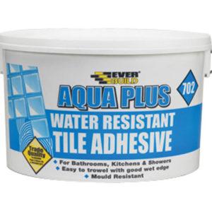 702 Water Resist Tile Adhesive 16kg/10 Litre