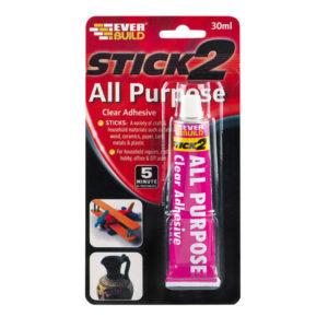 STICK2® All-Purpose Adhesive Tube 30ml