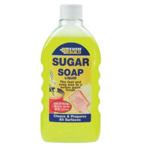 Sugar Soap Liquid Concentrate 500ml