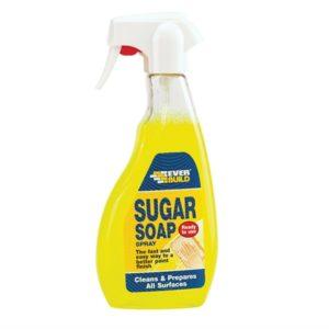 Sugar Soap Trigger Spray 500ml