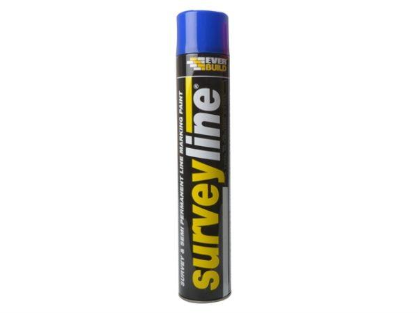 Surveyline Marker Spray Blue 700ml