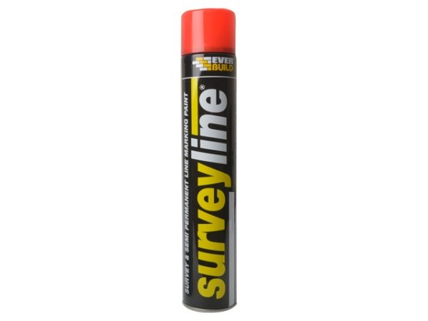 Surveyline Marker Spray Red 700ml
