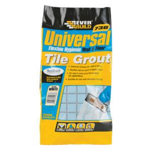 Universal Flexible Grout Grey 5kg