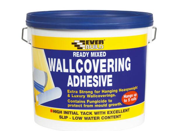 Ready Mixed Wallcovering Adhesive 4.5kg