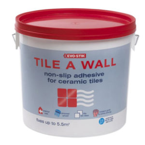 Instant Grab Wall Tile Adhesive 5 Litre