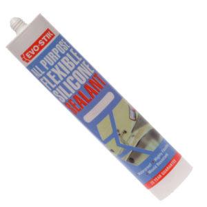 112896 All Purpose Flex Silicone Sealant Clear C20