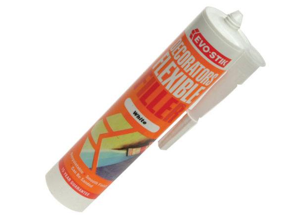 Decorators Flexible Acrylic Filler - White C20