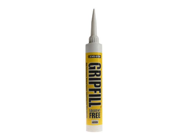 GRIPFILL SOLVENT FREE Yellow Adhesive 350ml