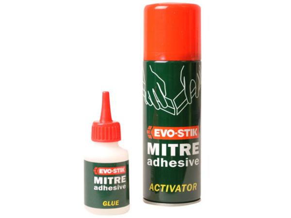 Mitre Adhesive 50g