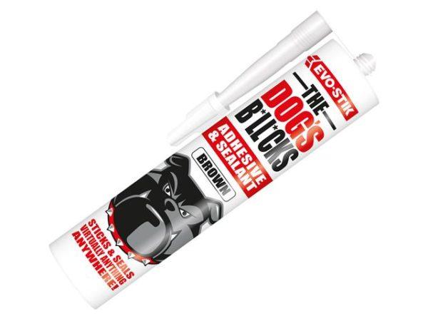The Dog's B*ll*cks Multipurpose Adhesive & Sealant Brown 290ml