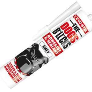 The Dog's B*ll*cks Multipurpose Adhesive & Sealant Grey 290ml
