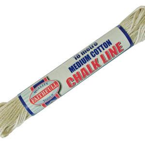 303 Medium Cotton Chalk Line 18m (Box of 12)