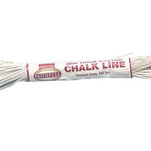 304 Thick Cotton Chalk Line 18m (Box of 12)