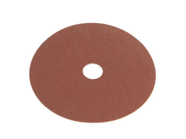 Fibre Backed Sanding Discs 115mm x 22mm 120G (Pack 25)