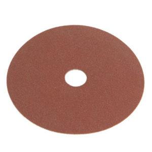 Fibre Backed Sanding Discs 115mm x 22mm x 80G (Pack 25)