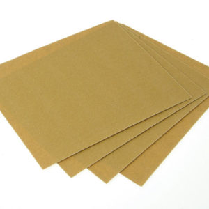 Glasspaper Sanding Sheets 230 x 280mm Fine 120G (5)