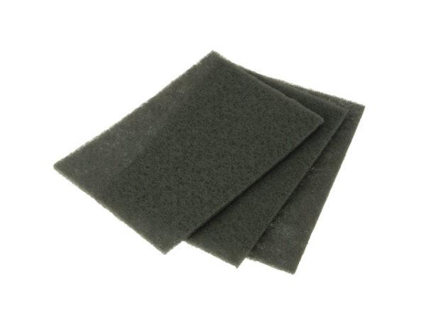 Hand Pad Grey Ultra Fine 230 x 150mm (10)