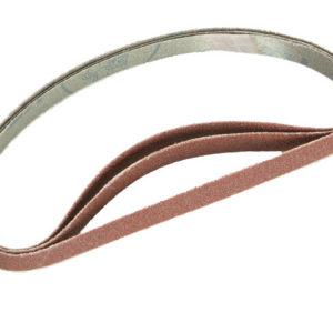 Cloth Sanding File Belt 455mm x 13mm Assorted (Pack of 5)